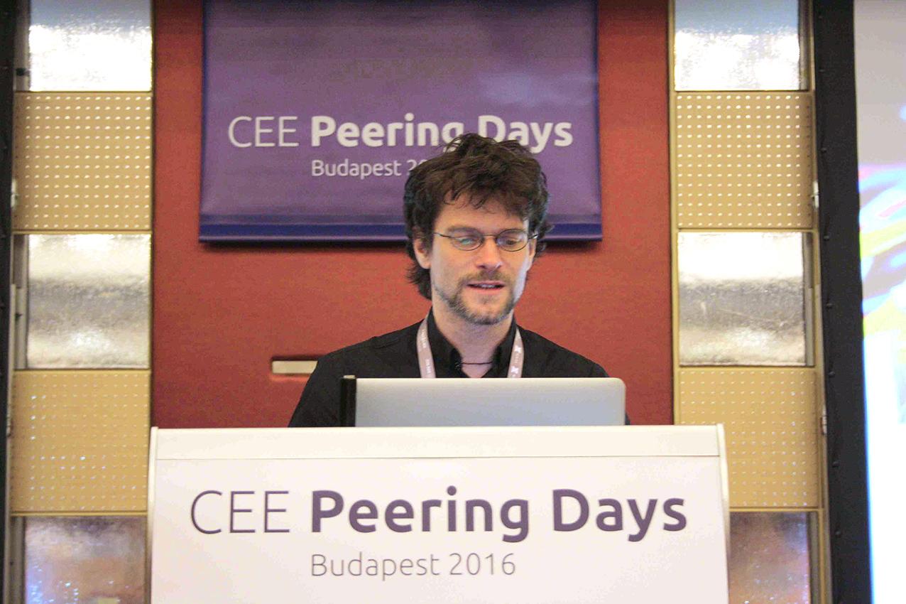 CEE Peering Days 2016 - der Rückblick