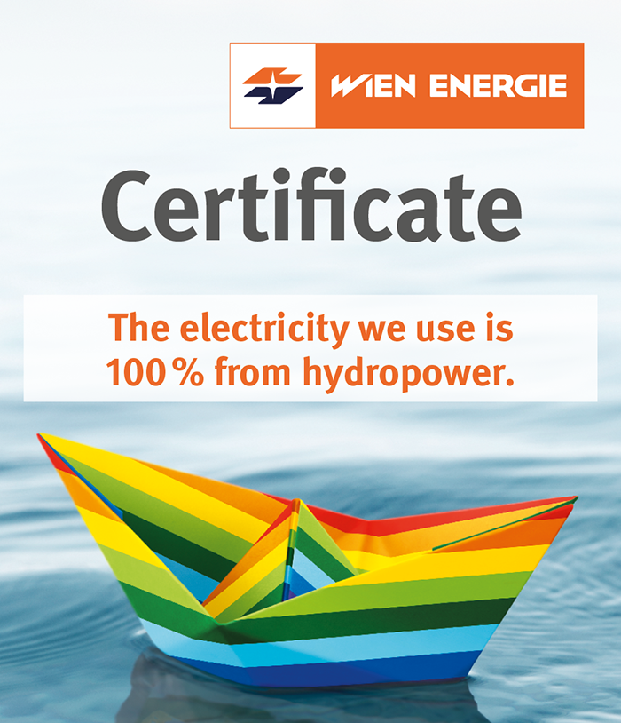 Electricity from hydropower