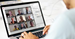 eyeson, Europas führender Anbieter von 100% sicheren Online-Meetingkonferenzen